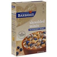 Barbara's Bakery Shredded Minis Cereal 6 Pack