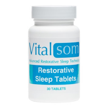 Natures Vision Nature's Vision - Vitalsom Advanced Restorative Sleep Technology - 30 Tablets