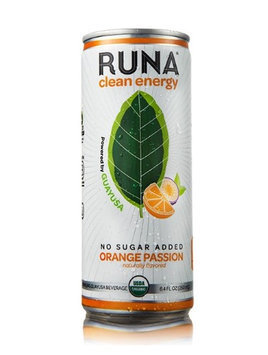 Runa ENERGY DRNK, OG2, ORNG PSSN, (Pack of 24)
