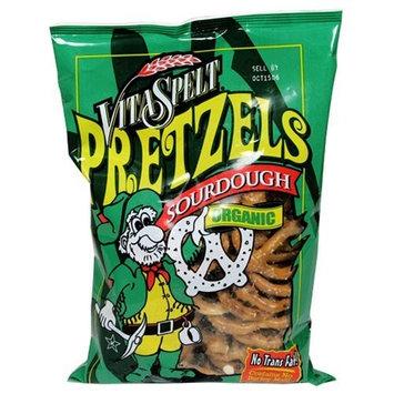 VitaSpelt Pretzels, Organic Sourdough Pretzel