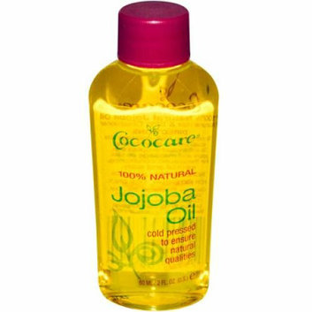 Cococare Natural Jojoba Oil 2 fl oz