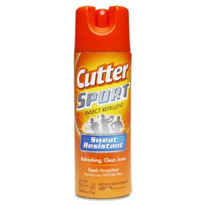 Cutter Sport Insect Repellent Aerosol 15% Deet, 6 oz