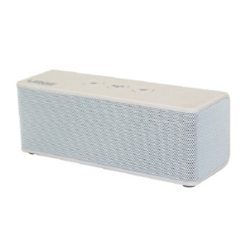 URGE Sound Brick BT Speaker, White, 1 ea