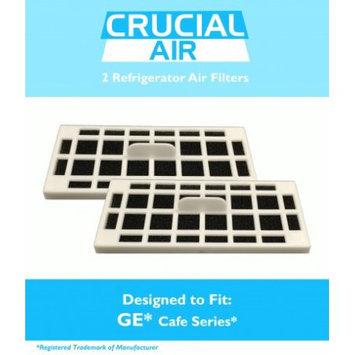 Crucial Air 2 GE Cafe Fridge Odor Filter, part # CFE28TSHSS, CYE22TSHSS