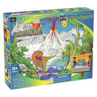 Play Visions Sands Alive! 3D Dino Kingdom Set