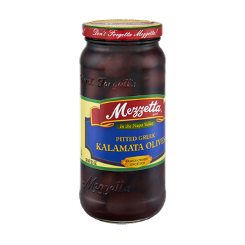 Mezzetta Pitted Greek Kalamata Olives