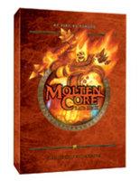 Upper Deck World of Warcraft Trading Card Game Molten Core Raid Deck