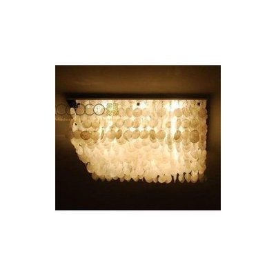 Arctic Shell Ceiling Lights living room bedroom pendant lights