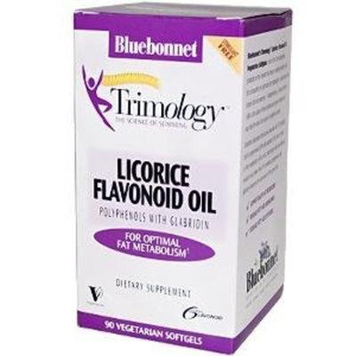 Licorice Flavonoid Bluebonnet 90 Veg Softgel