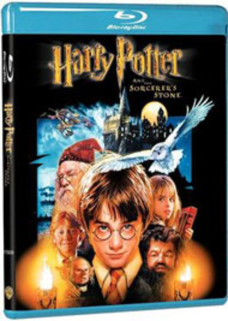 Warner Home Video Harry Potter and the Sorcerer's Stone