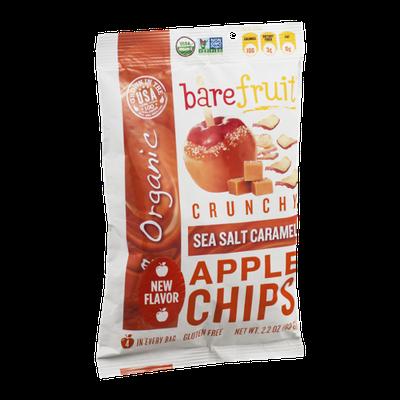 Bare Fruit Organic Apple Chips Sea Salt Caramel
