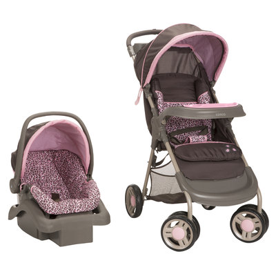 Cosco Lift & Stroll Plus Travel System Leopard - DOREL JUVENILE GROUP