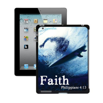 Believetek Faith Surfer iPad2 and New Case