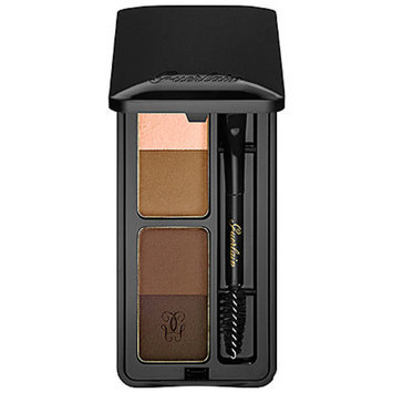 Guerlain Eyebrow Kit 4 Long-Lasting Powders Tailor-Made Shades 00 Universal 0.14 oz