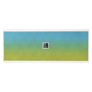 Soundfreaq Sound Kick Wireless Bluetooth Speaker - Ocean Yellow/Blue