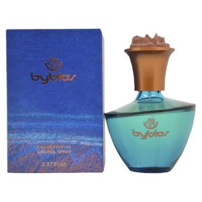 Women's ByBlos by Byblos Eau de Parfum Spray - 3.4 oz