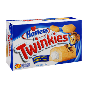 Hostess Twinkies - 10 CT