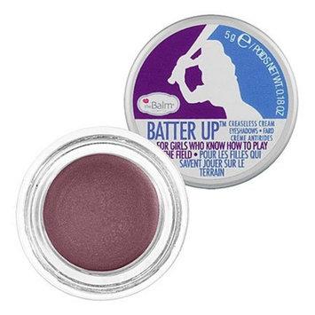 TheBalm Batter Up? Creaseless Cream Eyeshadow Grand Slam Pam 0.18 oz