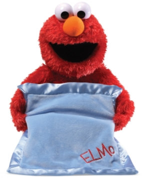 Gund Peek-a-Boo Elmo