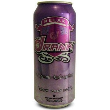 16 Pack - Drank Extreme Relaxation Beverage - 16oz.