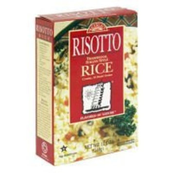 Rice Select Risotto Traditional Italian Style Rice, 12-ounce Cartons (Pack of 6)