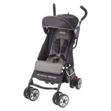 Deluxe All-Weather Umbrella Stroller by Jeep