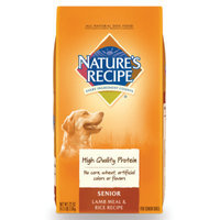 Nature's Recipe NATURE'S RECIPEA Senior Dog Food