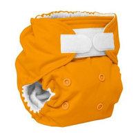 Rumparooz Reusable Cloth Pocket Diaper, Pumpkin, Aplix