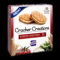 Lance Cracker Creations Garden Vegetable Seasoned Crackers - 12 CT
