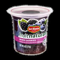 Del Monte® Fruit Naturals Mixed Berries in 100% Juice
