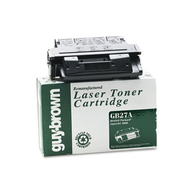 Guy Brown Products GB27A Guy Brown Products GB27A (C4127A) Laser Cartridge, Standard-Yield, 6000 Page-Yield, Black