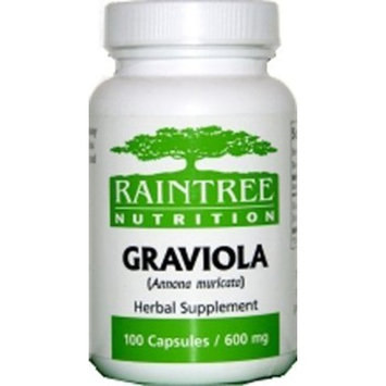 Graviola - 100 caps,(Raintree Nutrition)