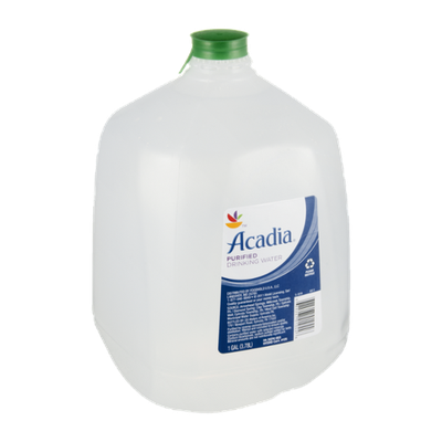 Acadia Purified Drinking Water