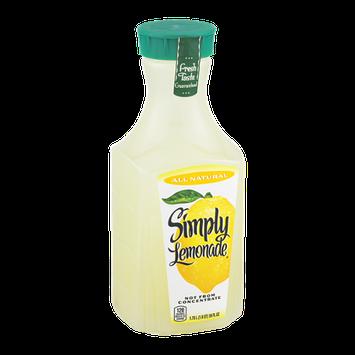 Simply Lemonade All Natural