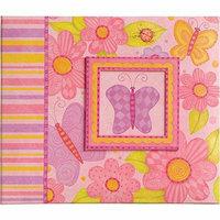 K & Company Coffey Post-Bound Album - Young Girl (12
