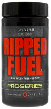 Twinlab - Pro Series Ripped Fuel Advanced Thermogenic - 90 Capsules