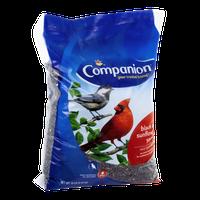 Companion Wild Bird Food Black Oil Sunflower Seeds