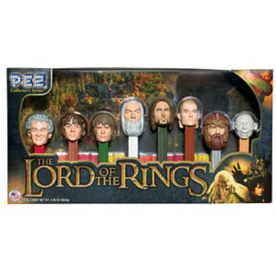 PEZ Collector's Series:  Lord of the Rings Gift Set