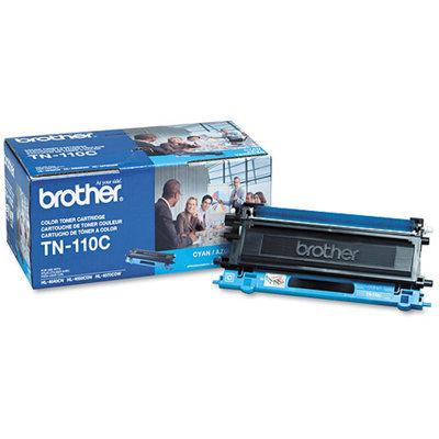 Brother TN110C Cyan Toner Cartridge