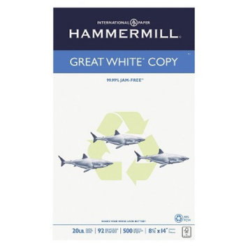 Hammermill Recycled Copy Paper