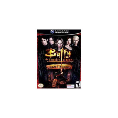 Vivendi Games Buffy the Vampire Slayer Chaos Bleeds