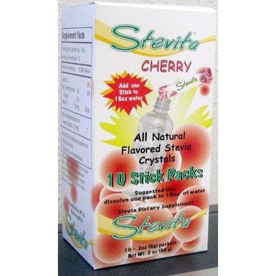 Cooksimple Stevita Stevia Stick Cherry -- 10 Sticks
