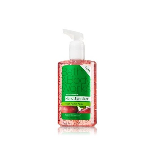 Bath Body Works Bath & Body Works Fresh Market Apple Hand Sanitizer 7.6 oz