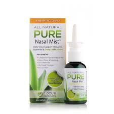 Pure Nasal Mist Focus Nutrition 1.5 oz Liquid