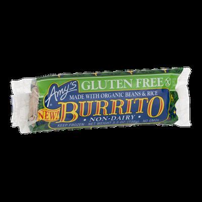 Amy's Burrito Gluten Free