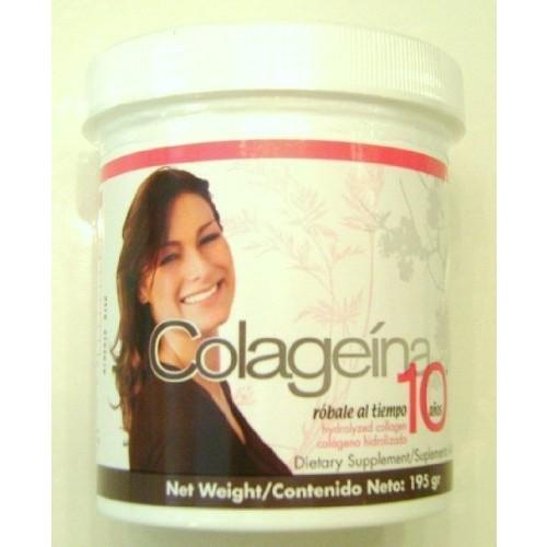 Colageina 10 Collagen 100% Colageno Hidrolizado