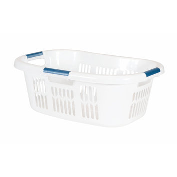 Rubbermaid Hip Hugger Laundry Basket - RUBBERMAID HOME PRODUCTS
