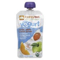 Happy Tot Happytot Organic Yogurt Orange Apple & Sweet Potato 4.22 oz