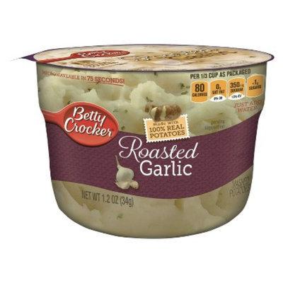 Betty Crocker Roasted Garlic Mashed Potato Cup 1.2 oz