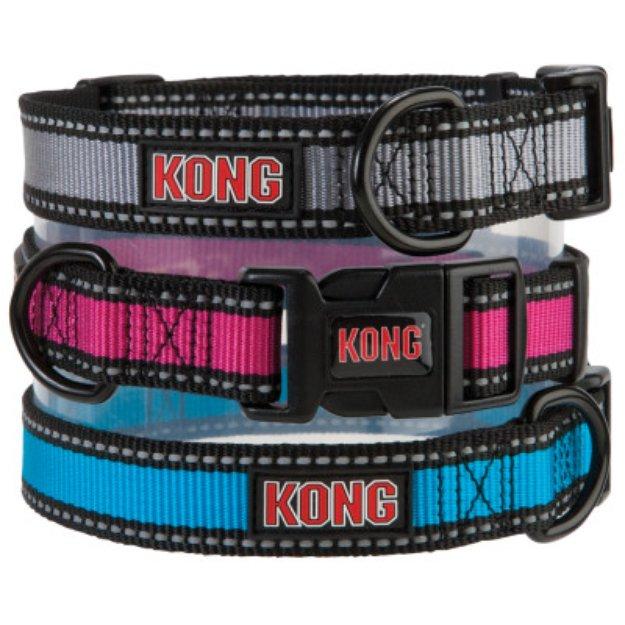 KONGA Reflective Dog Collar